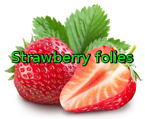Strawberry folies