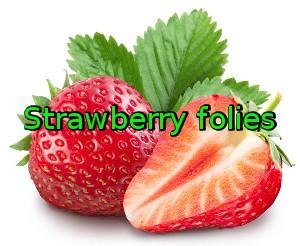 Strawberry folies